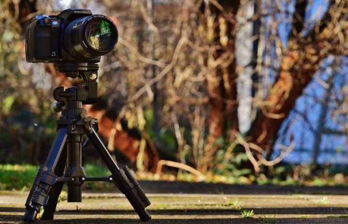 Штатив для фотоаппарата